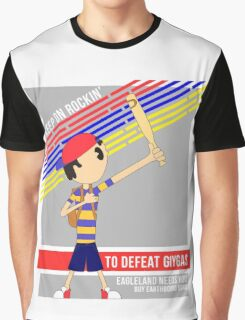 BUY EARTHBOUND BONDS Graphic T-Shirt