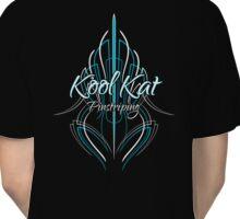 Kool Kat Pinstriping (Blue) Classic T-Shirt