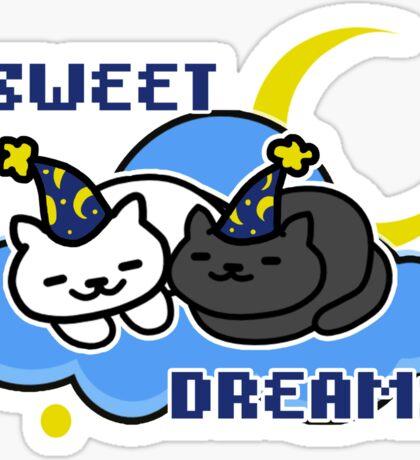 Neko Atsume, Sweet Dreams Sticker