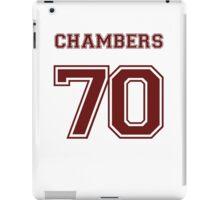 Justin Chambers '70 iPad Case/Skin