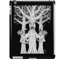 Denizens of the Diabolic Wood iPad Case/Skin