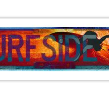 Surfside Drive Sticker
