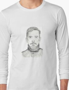 Adrian Schiller - star of stage and screen Long Sleeve T-Shirt