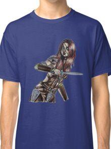 The Elder Scrolls- Skyrim- Aela The Huntress Classic T-Shirt