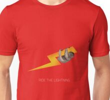 RIDE THE LIGHTNING Unisex T-Shirt