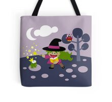 Tiny Witch Tote Bag