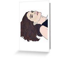 tina fey Greeting Card