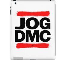 JOG DMC black iPad Case/Skin