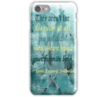 Truthwitch - Favorite Books iPhone Case/Skin