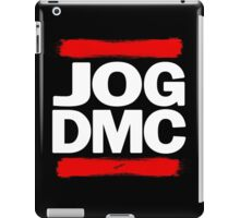 JOG DMC white iPad Case/Skin
