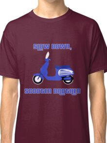 Scooter Brother Classic T-Shirt