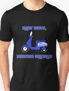 Scooter Brother Unisex T-Shirt
