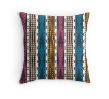 Colors Pattern 2 Throw Pillow