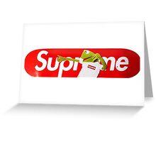 kermitt logo Greeting Card