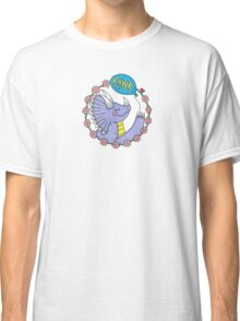 Cute triceratops pastel dino Classic T-Shirt