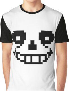 Sans face <3 Graphic T-Shirt