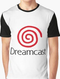 dreamcast logo Graphic T-Shirt