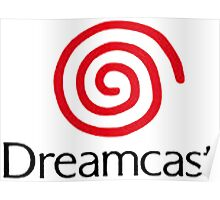 dreamcast logo Poster