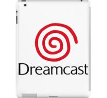 dreamcast logo iPad Case/Skin