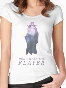Don't Hate the Flayer Women's Fitted Scoop T-Shirt