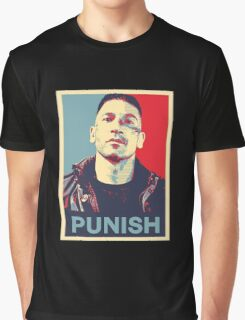 Punisher for President Graphic T-Shirt