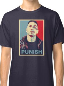 Punisher for President Classic T-Shirt