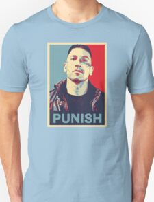 Punisher for President Unisex T-Shirt