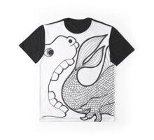 Be Eaten Graphic T-Shirt
