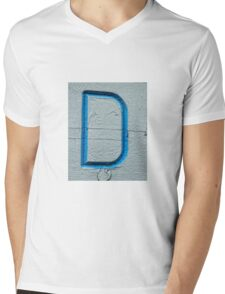 Hi D Ho Mens V-Neck T-Shirt