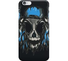 Blue Viking iPhone Case/Skin