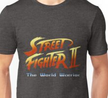 street fighters logo Unisex T-Shirt