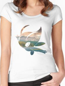 Celebi #251 Women's Fitted Scoop T-Shirt