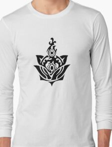 Zero Emblema Long Sleeve T-Shirt