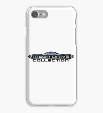 sega megadrive logo iPhone Case/Skin