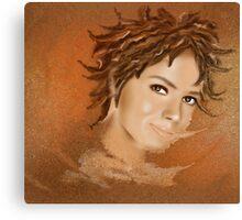 Halimissina Canvas Print