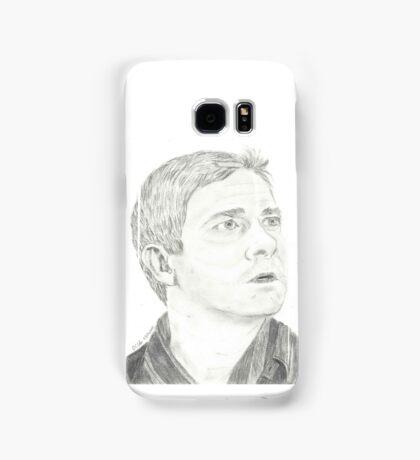 Martin Freeman as John Watson Samsung Galaxy Case/Skin