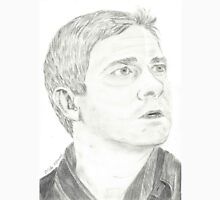 Martin Freeman as John Watson Unisex T-Shirt