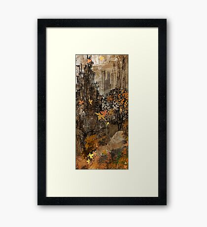 TH63 Framed Print