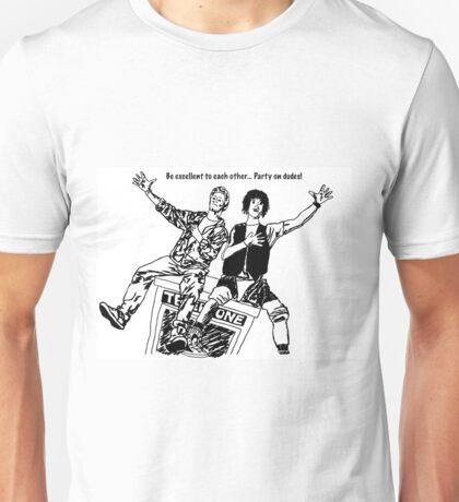 Wyld Stallyns!  Unisex T-Shirt