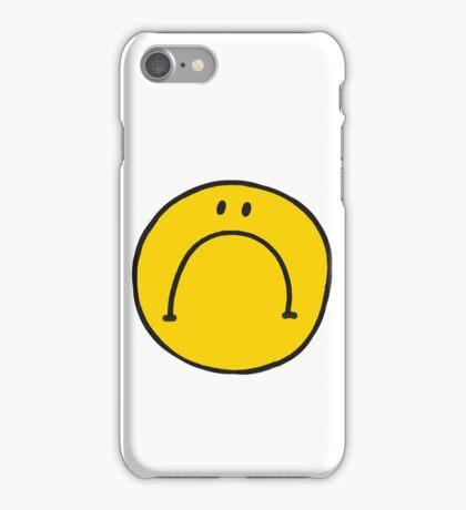 Mr UnHappy iPhone Case/Skin