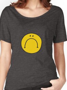 Mr UnHappy Women's Relaxed Fit T-Shirt