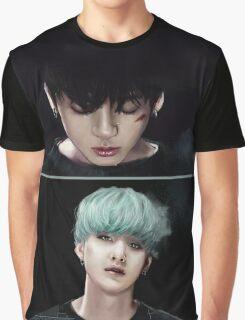 BTS Suga + Jungkook 01 Graphic T-Shirt