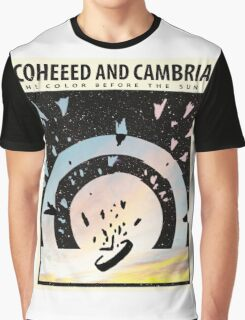 coheed cambria the color befor sun albums tour Graphic T-Shirt