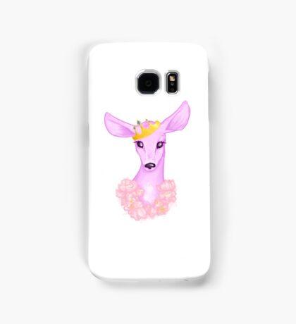 Fae Series: Crowned Peony Deer Samsung Galaxy Case/Skin