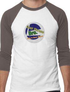 Cool Phrase Bro Men's Baseball ¾ T-Shirt