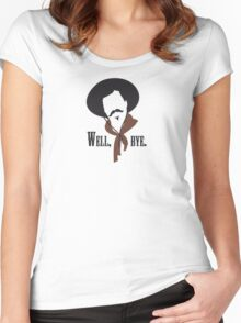 Tombstone: Curly Bill Women's Fitted Scoop T-Shirt