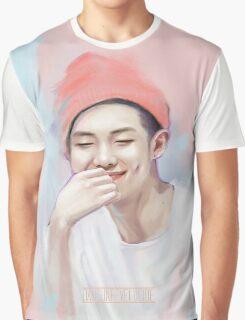 BTS Rap Monster 09 Graphic T-Shirt