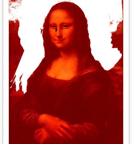 Bloody Demon Lisa Sticker