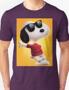 snoopy joe cool Unisex T-Shirt
