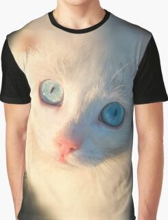 Kitten Graphic T-Shirt